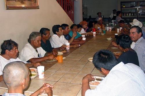 Comedor Cáritas Parroquial